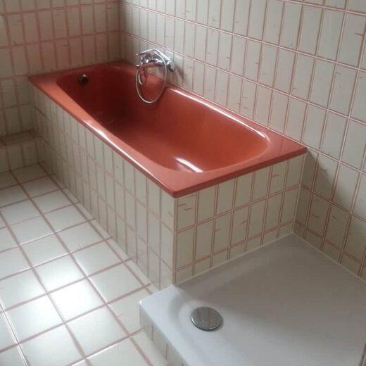 neubeschichtung duschtasse