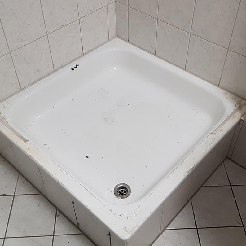 badtechnik duschtassenaustausch